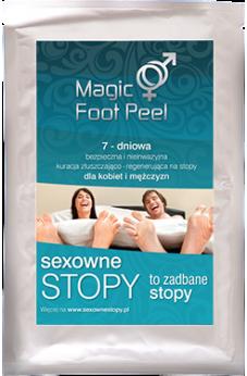 Magic Foot Peel - 7-Dniowa...