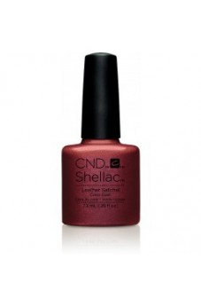 Shellac - Leather Satchel -...
