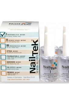 Nail Tek - Maintenace Plus...