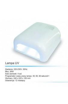La femme Lampa UV