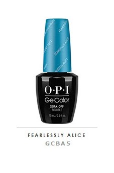 OPI - GelColor - Fearlessly...