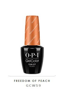 OPI - GelColor - Freedom of...