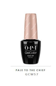 OPI - GelColor - Pale to...