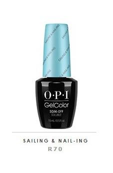 OPI - GelColor - Sailing &...