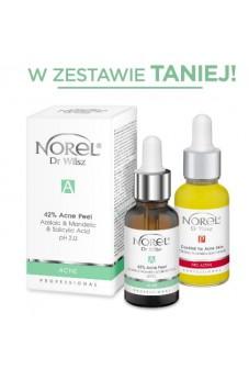 Norel - Zestaw Acne