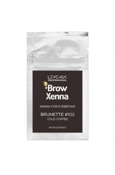 Brow Henna - Cold Coffee...