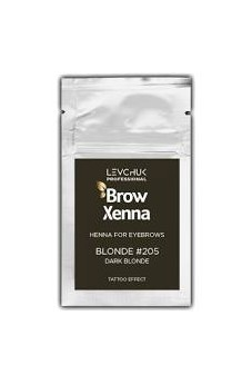 Brow Henna - Dark Blond...